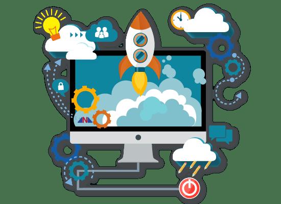 طراحی سایت و حسابداری